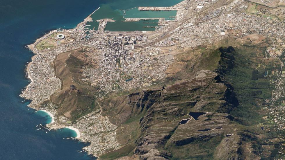 Ces images satellites montrent le monde comme vous ne l'avez jamais vu