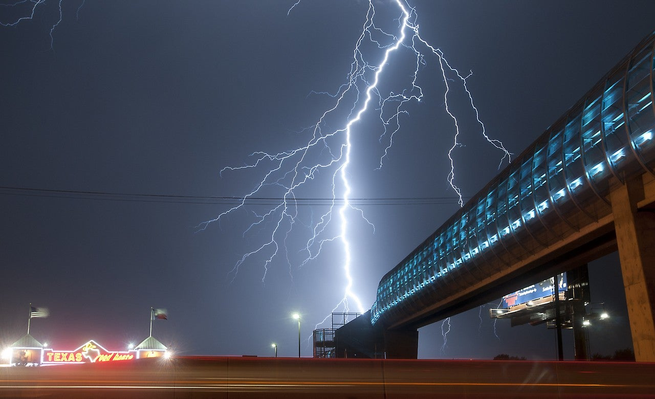Lightning039s Scary and Damaging Power The Weather Channel