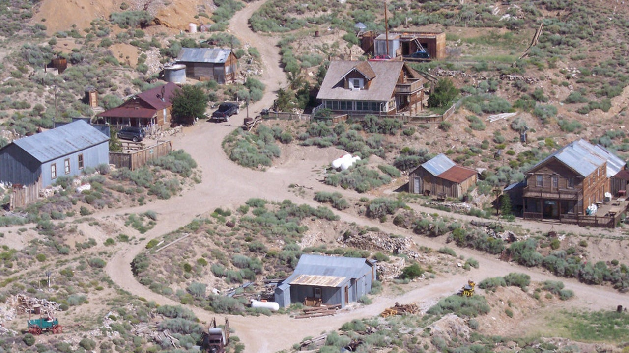 For Sale: Historic California Ghost Town