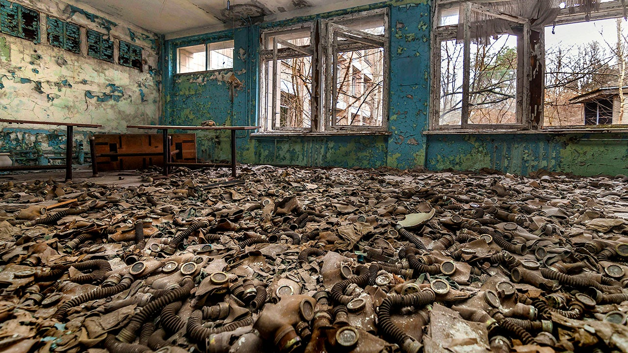 Eerie Remnants of Chernobyl Today (PHOTOS)