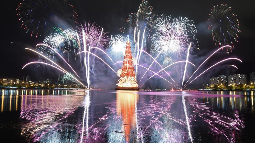Los 10 lugares más navideños del mundo