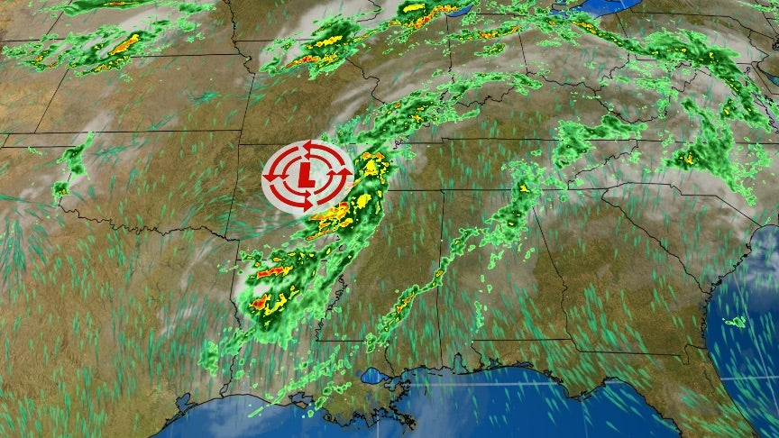 US Highways Maps Forecast The Weather Network US Highways Maps