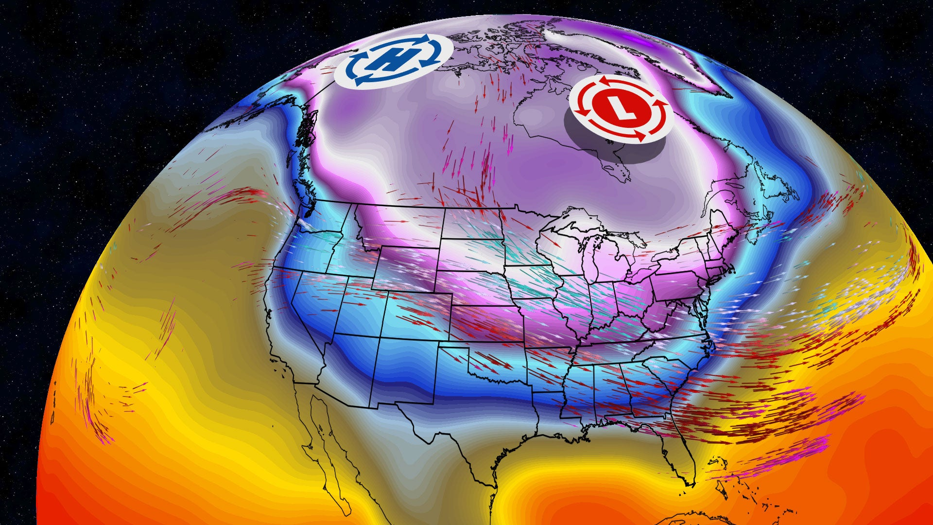 Arctic Cold Outbreak To Last Into The First Week Of 2018 In The Plains Midwest And East The Weather Channel