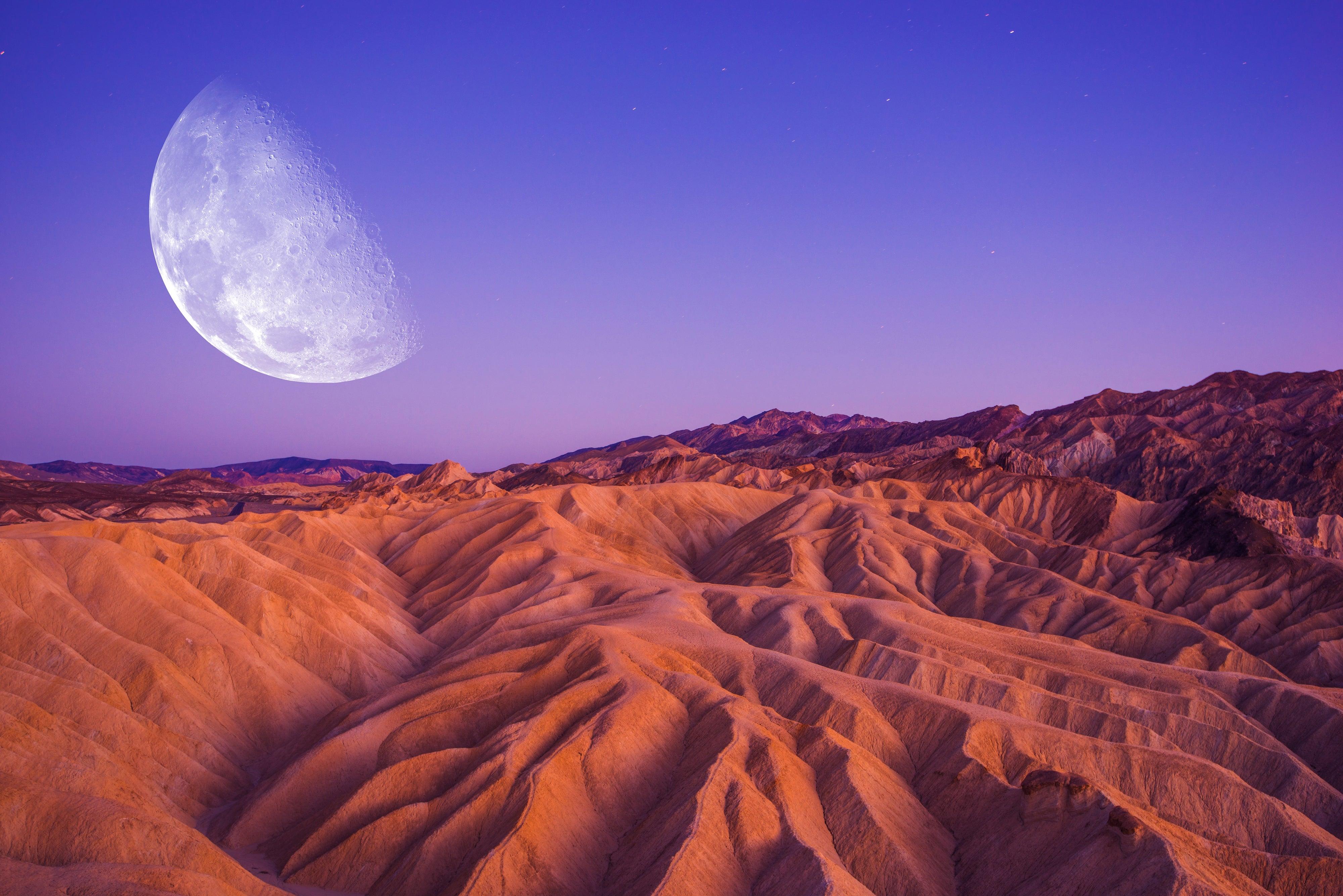 Hitzerekord In Kalifornien Der Heißeste Ort Liegt Im Tal Des Todes