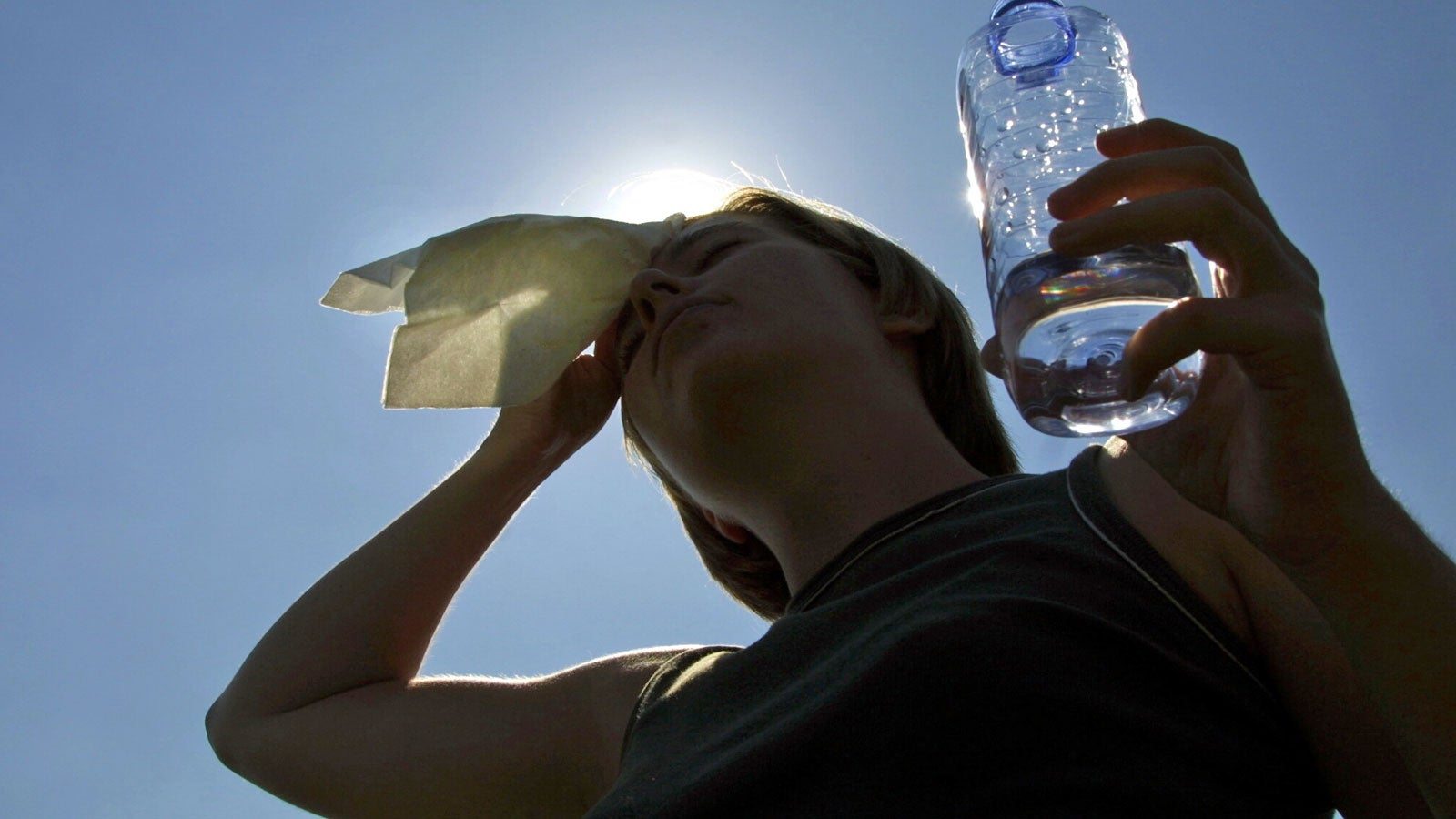 Was hilft bei Hitze? Vermeiden Sie diese Irrtümer