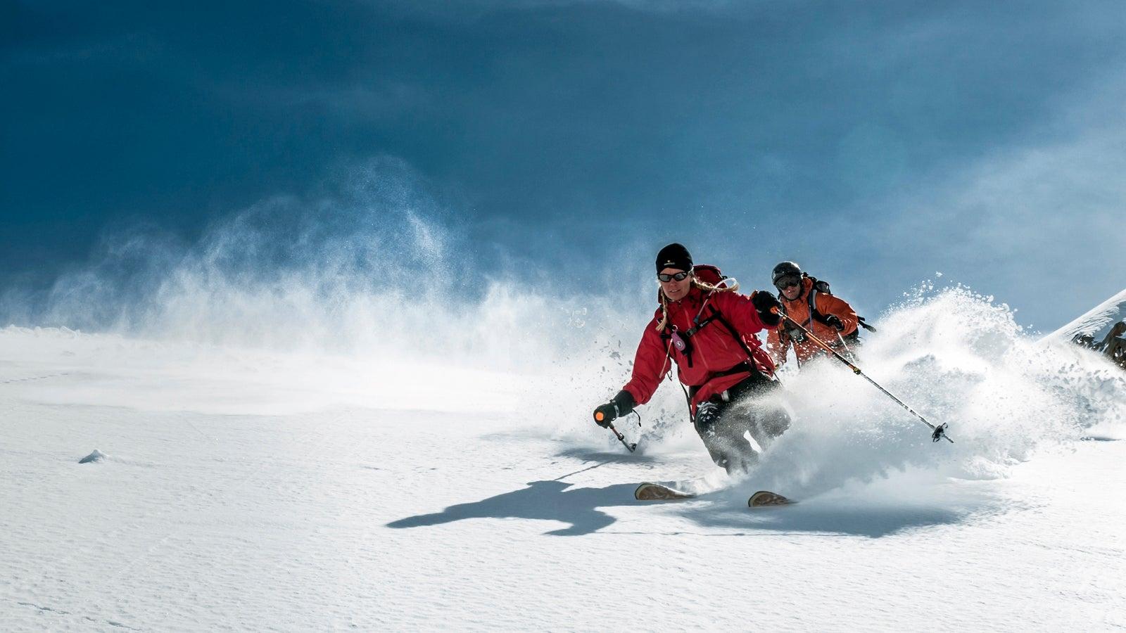 Schweizer Erlebnis-Gletscher: Am Titlis sprudeln die Glückshormone