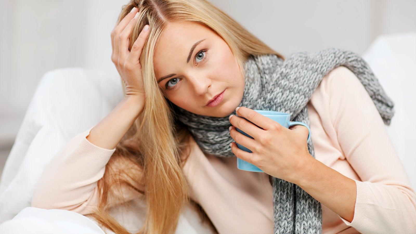 Erkältung oder Winterallergie? Sieben Unterschiede