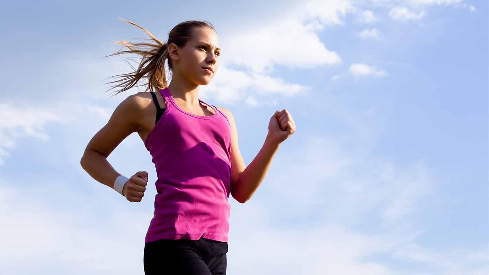 Sport an heißen Tagen: Wer nicht schwitzt, riskiert Hitzekollaps
