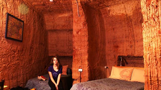 The Town of Coober Pedy, Australia, Has Moved Underground to Escape Extreme Heat