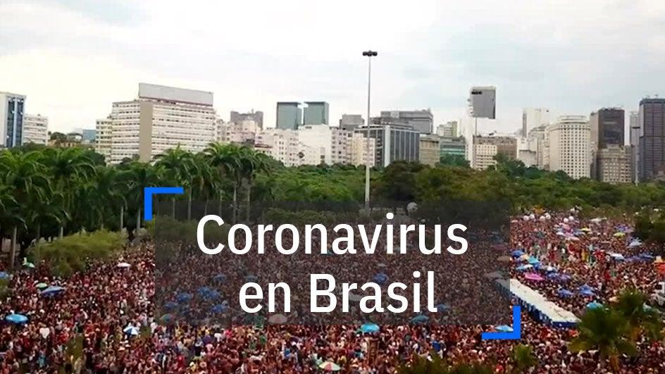 El ministro de Salud de Brasil, Henrique Mandett ha confirmado el primer caso de coronavirus en latinoamérica el miércoles.