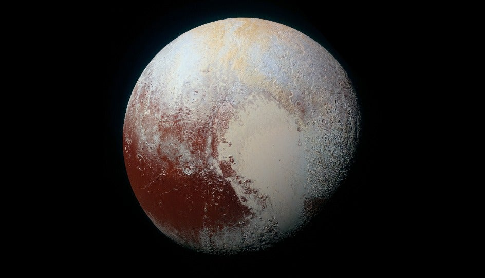 Cold Pluto Started off as Hot World, Supported Early Oceans: Study