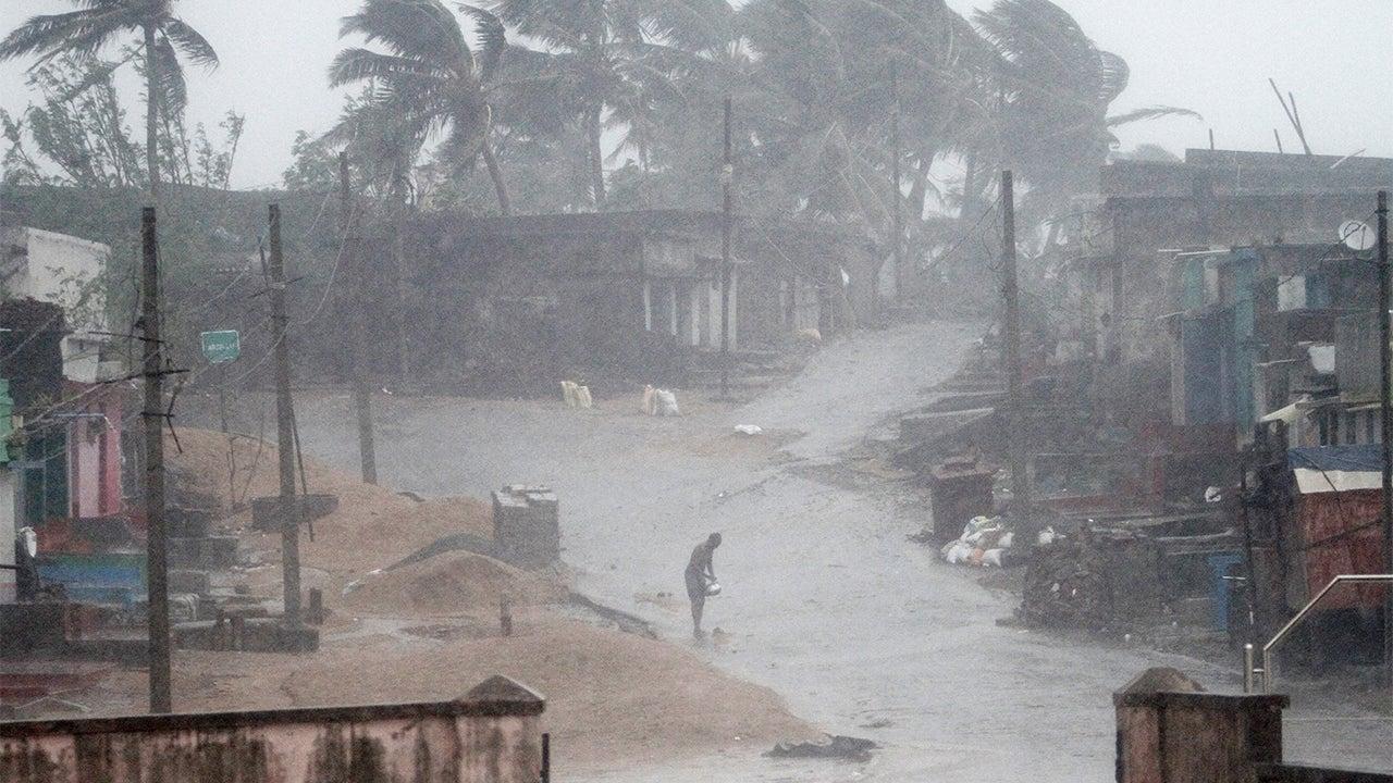 Tropical Cyclone Titli Kills Dozens in Eastern India