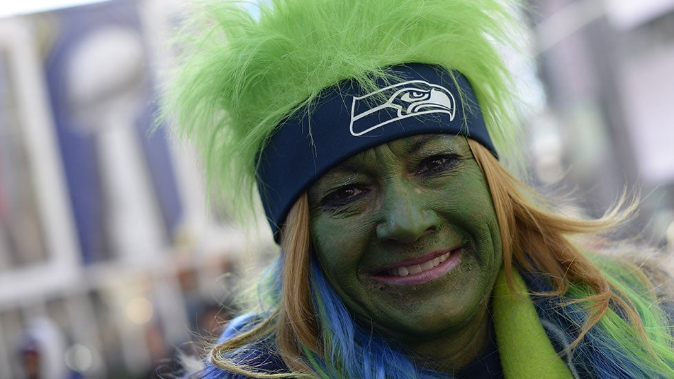 Super Bowl Countdown: Gearing Up for Game Day (PHOTOS)