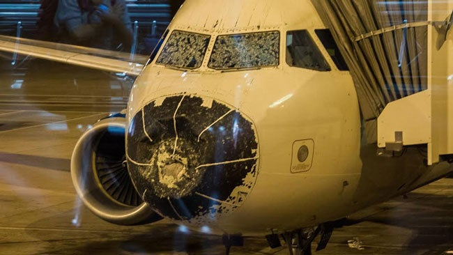 Delta Airlines Flight Makes Emergency Landing In Denver