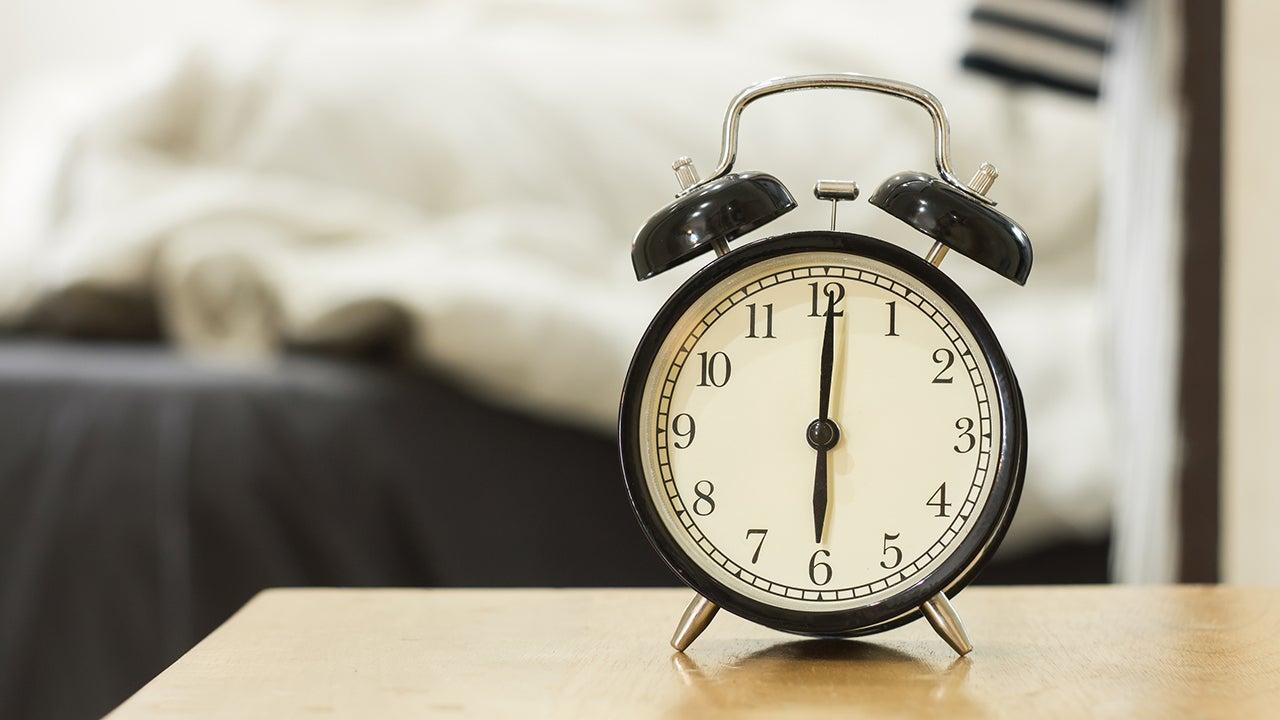 Cómo preparar el cuerpo para el cambio de horario