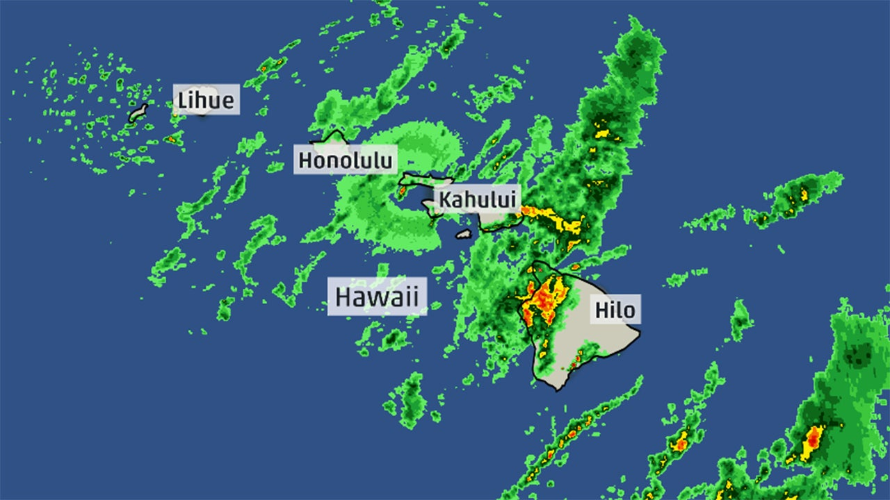 Recap: Strong Winds, Heavy Rain and Blizzard Warnings in Hawaii