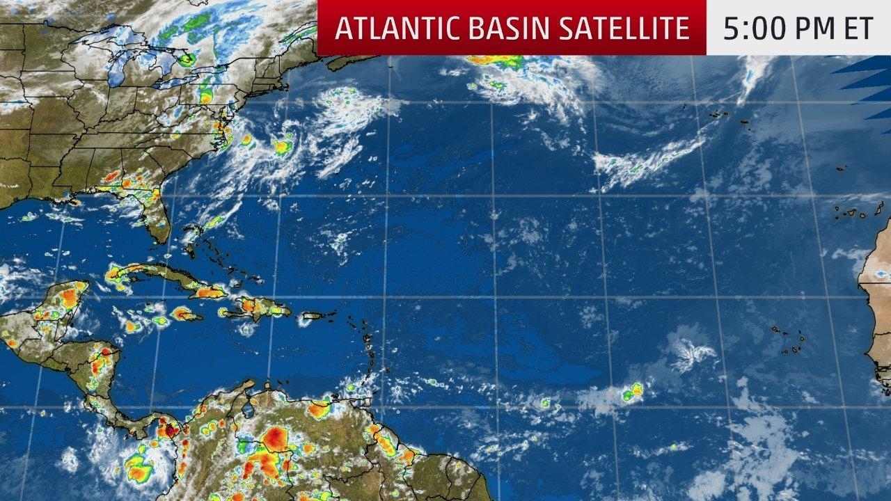 how rare is an august without hurricanes in the atlantic