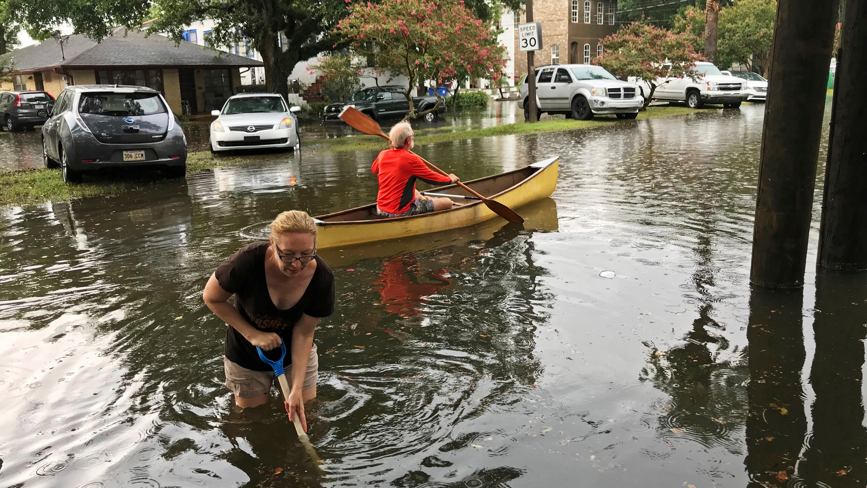 Barry Tests New Orleans Levees as Mississippi River Sees Dangerous New Normal   The Weather Channel - Articles from The Weather Channel   weather.com