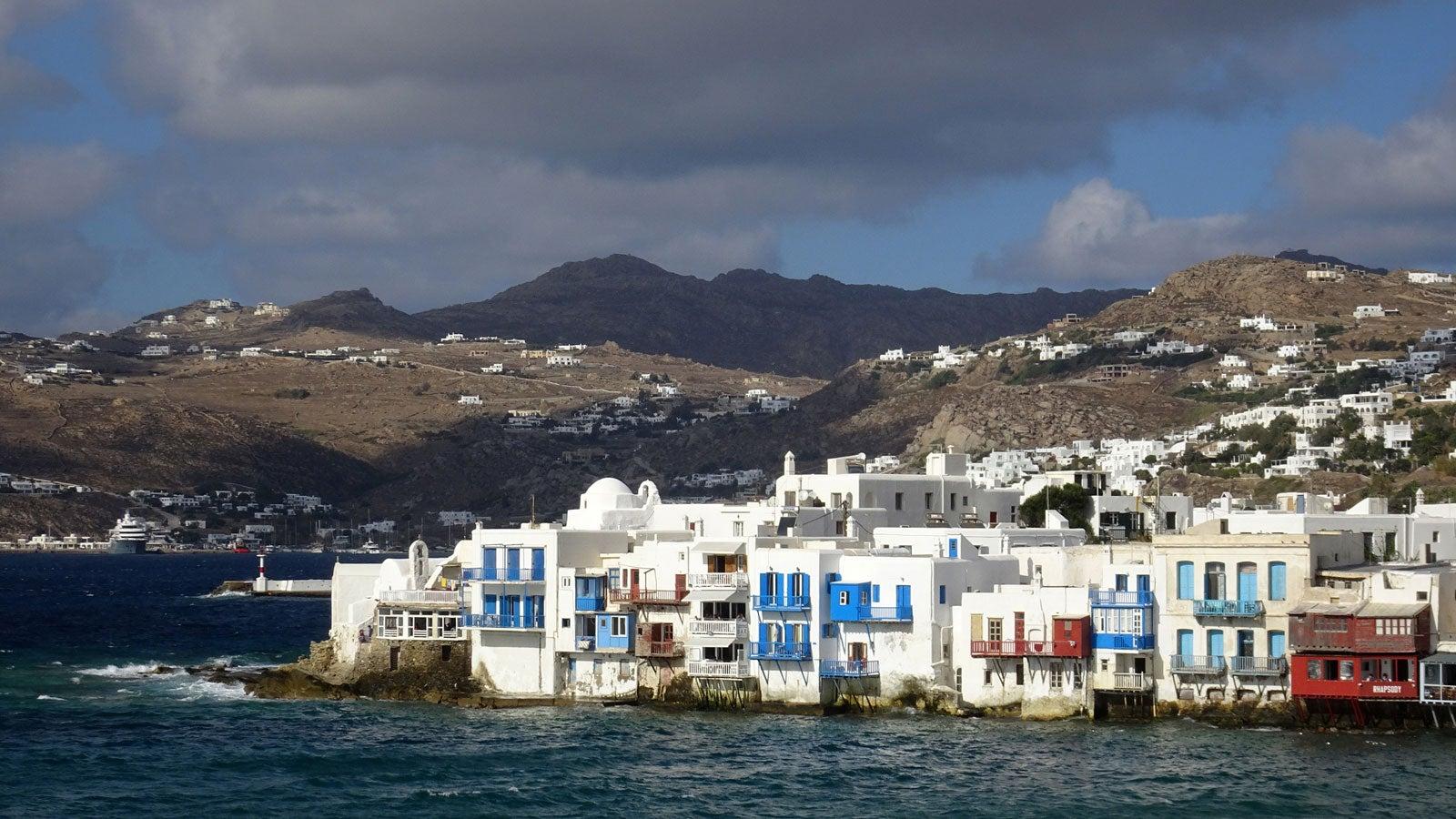 Reisen auf griechische Inseln ab Montag erlaubt - zunächst nicht für alle