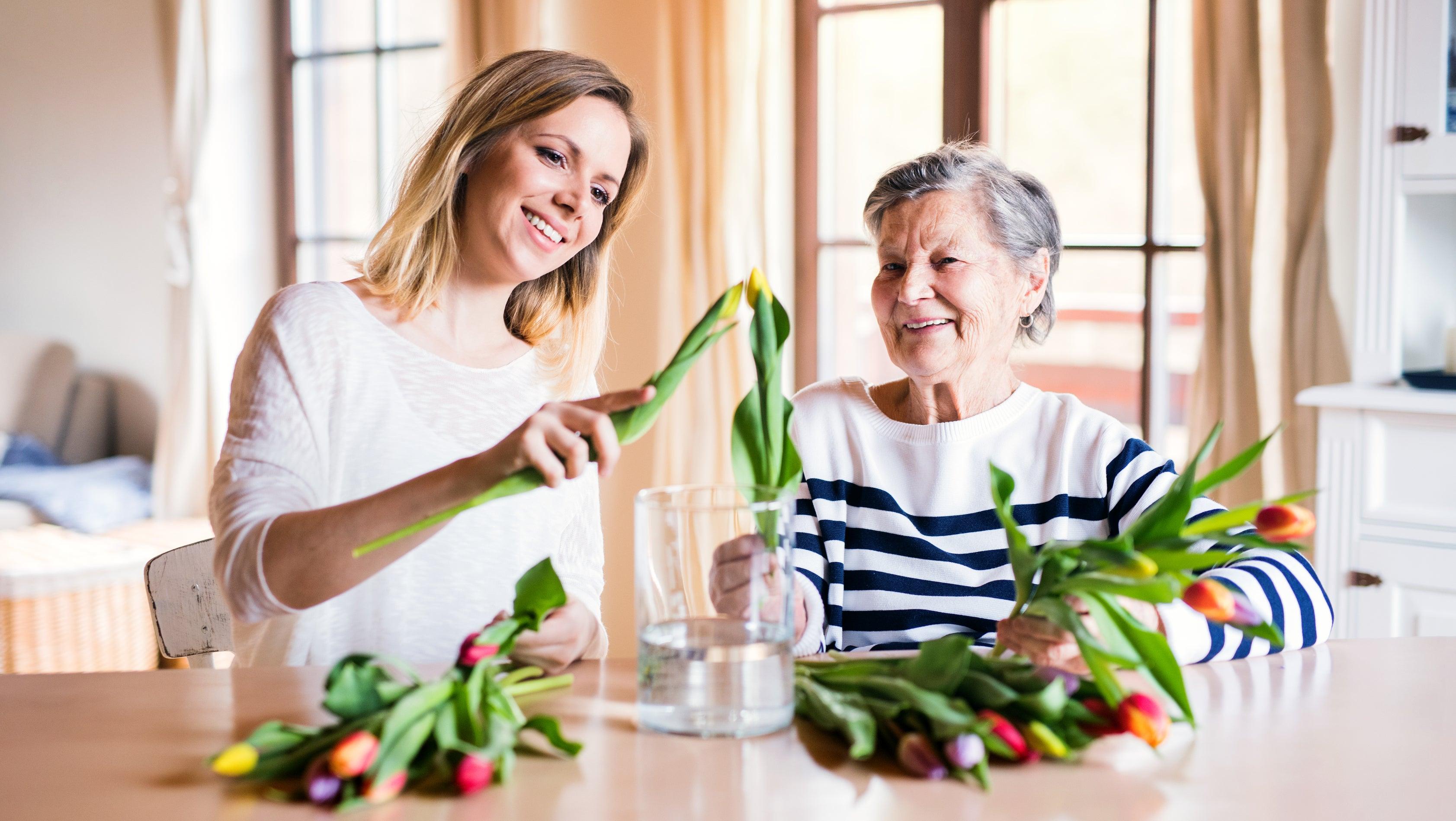 Der Nadel- und der Zucker-Trick: So haben Sie an Schnittblumen länger Freude