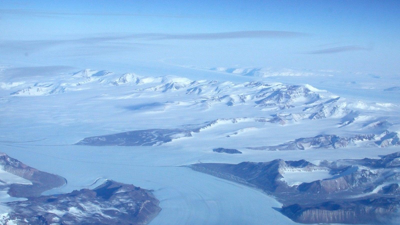 Neuer Kälterekord in der Antarktis: Temperaturen von fast 100 Grad minus gemessen