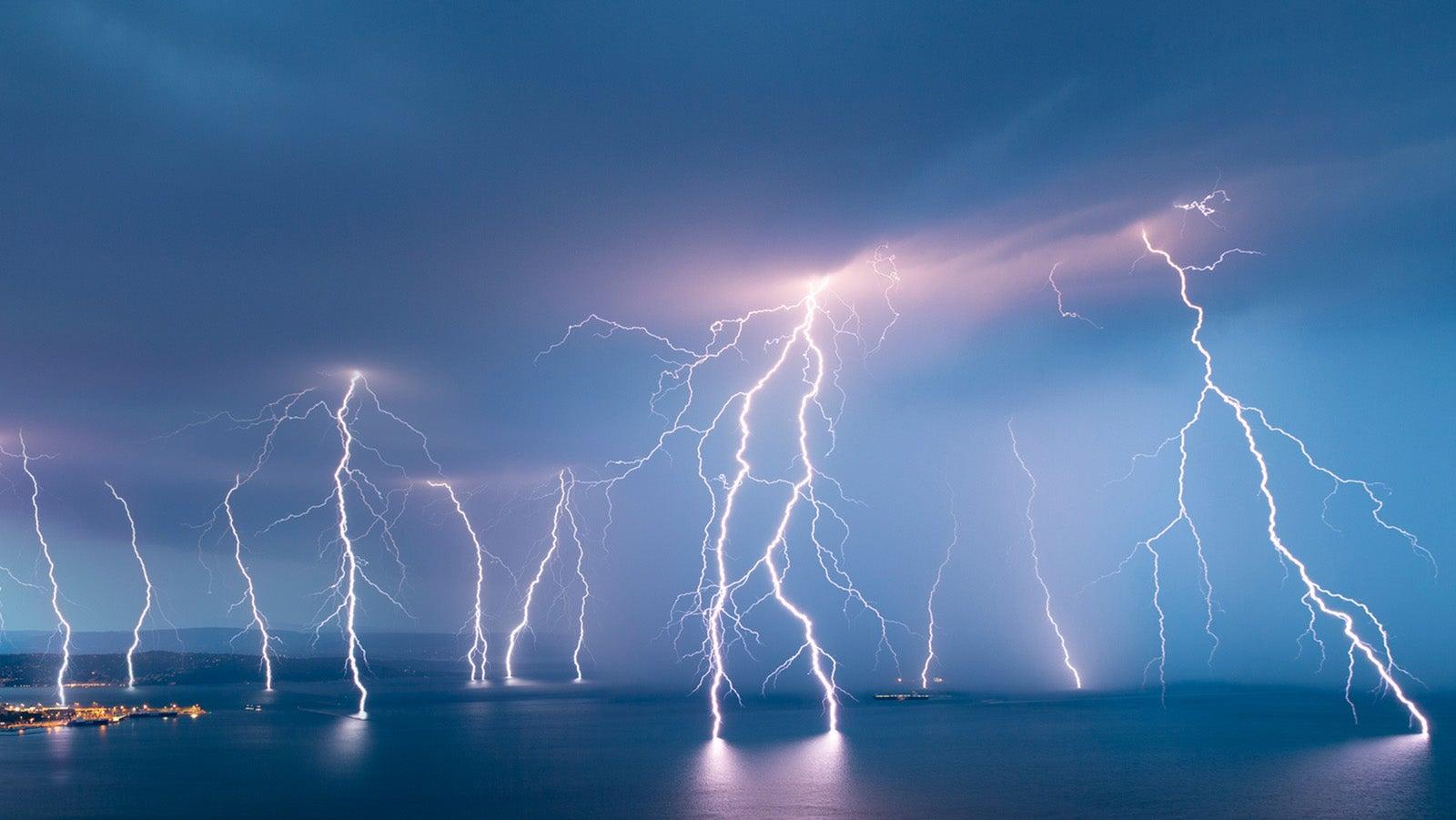 Bis zu 200 Blitze pro Stunde: Am gewitterreichsten Ort der Welt blitzt es fast täglich