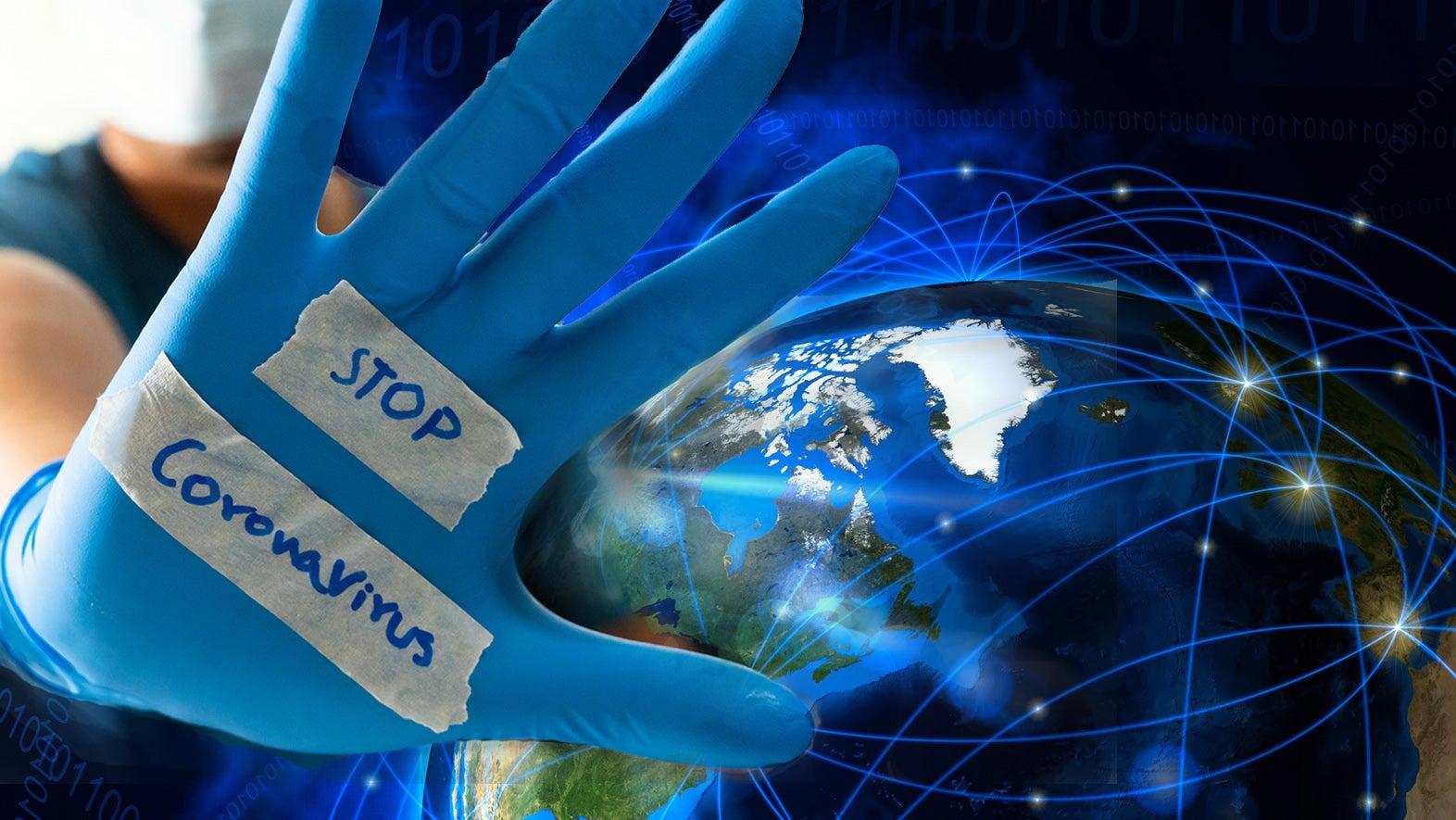 Corona auf dem Vormarsch: Wie betroffene Länder der Pandemie begegnen | The Weather Channel