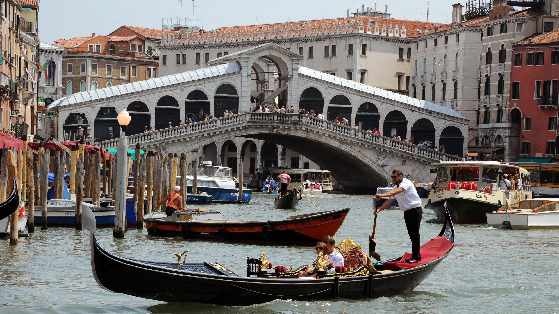 Medienberichte: Venedig kostet demnächst Eintritt