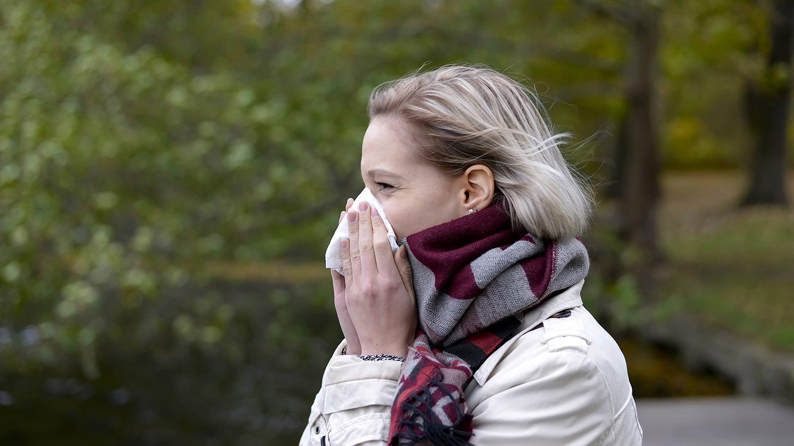 Erkältungsfrei durch den Herbst: Diese Tipps helfen