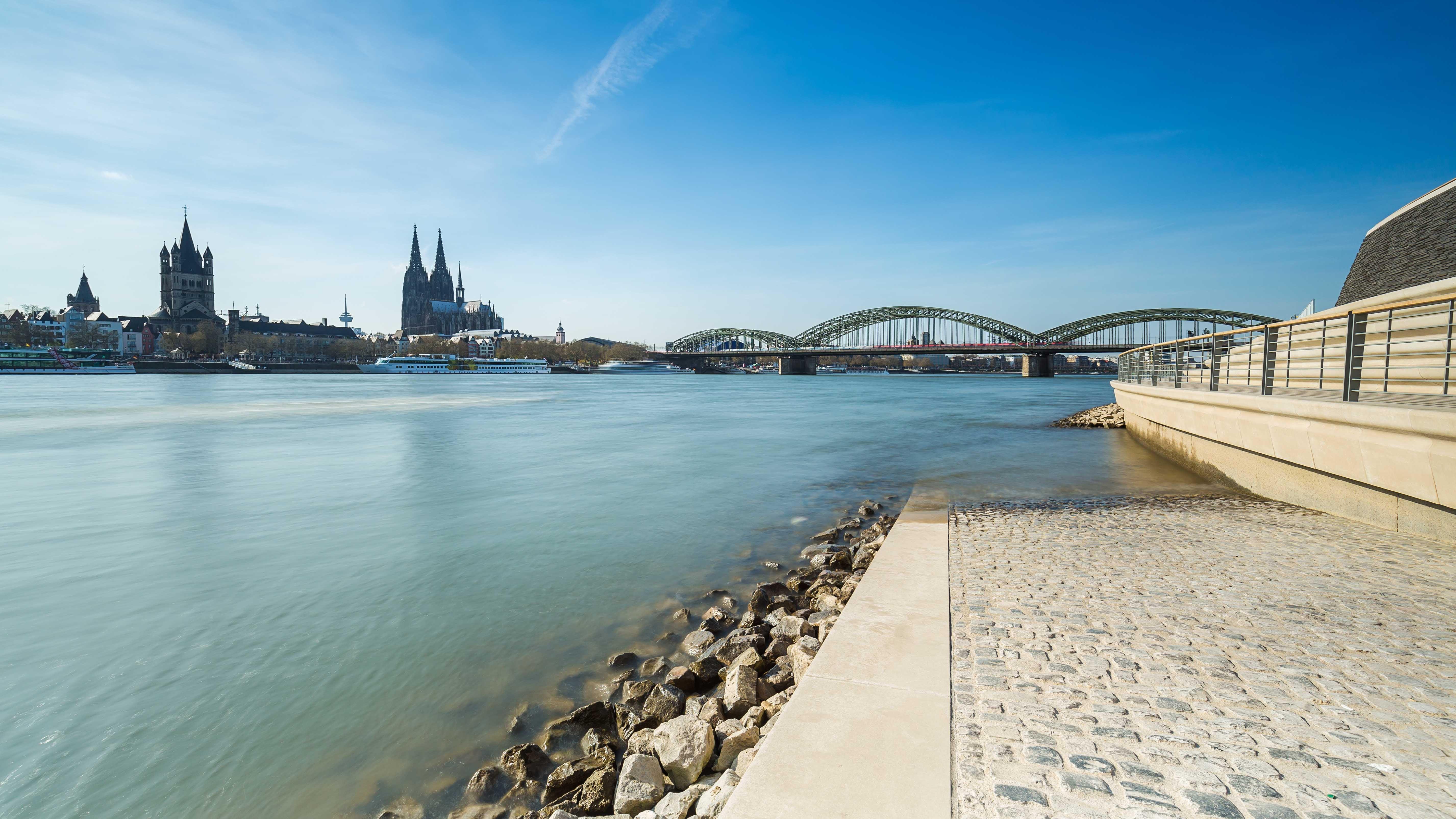 Rettung in der Großstadthitze: In diesen Flüssen können Sie baden