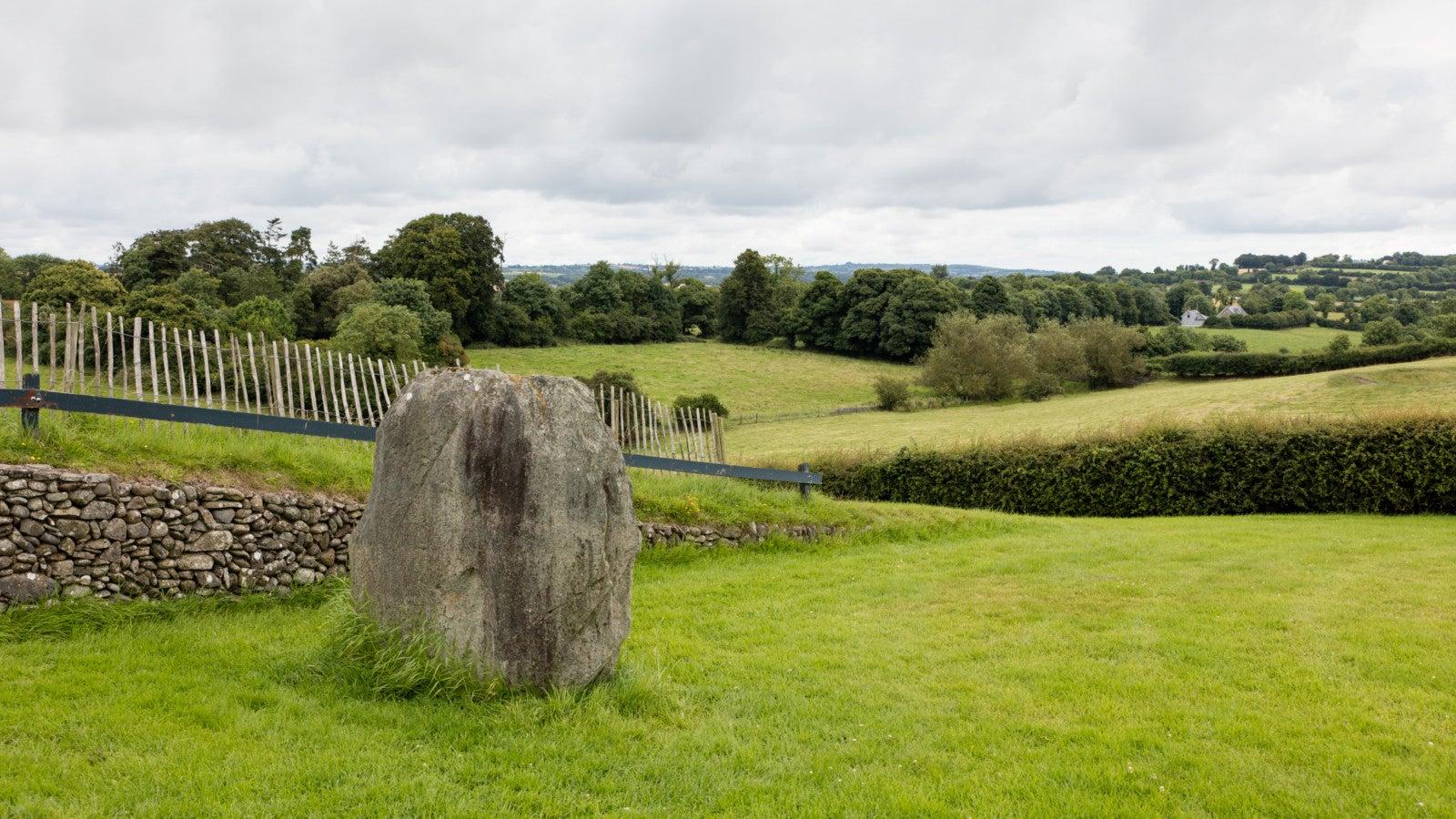 Spektakulärer Fund: Hitzewelle in Irland deckt prähistorische Sensation auf