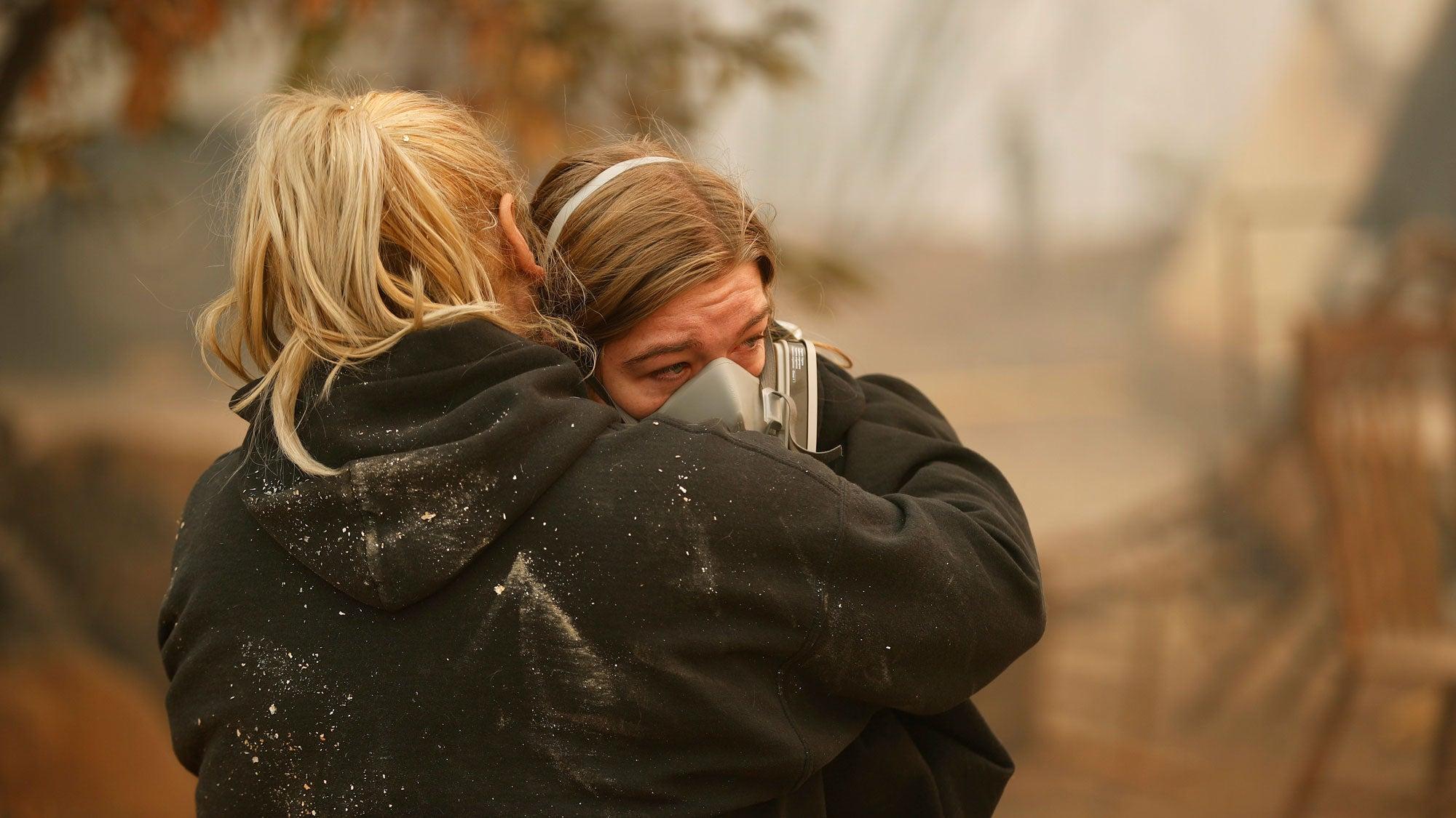 Feuerdrama in den USA: Totenzahl schießt nach oben