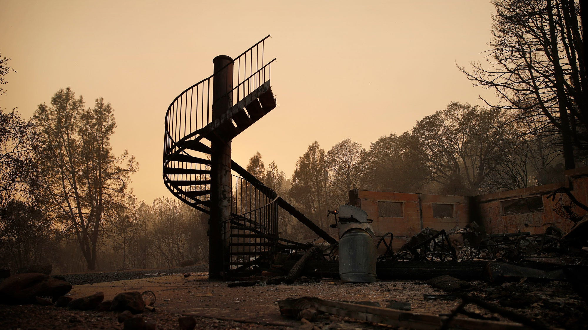 California Utility Co. Emailed Landowner About Sparking Power Line One Day Before Deadly Wildfire