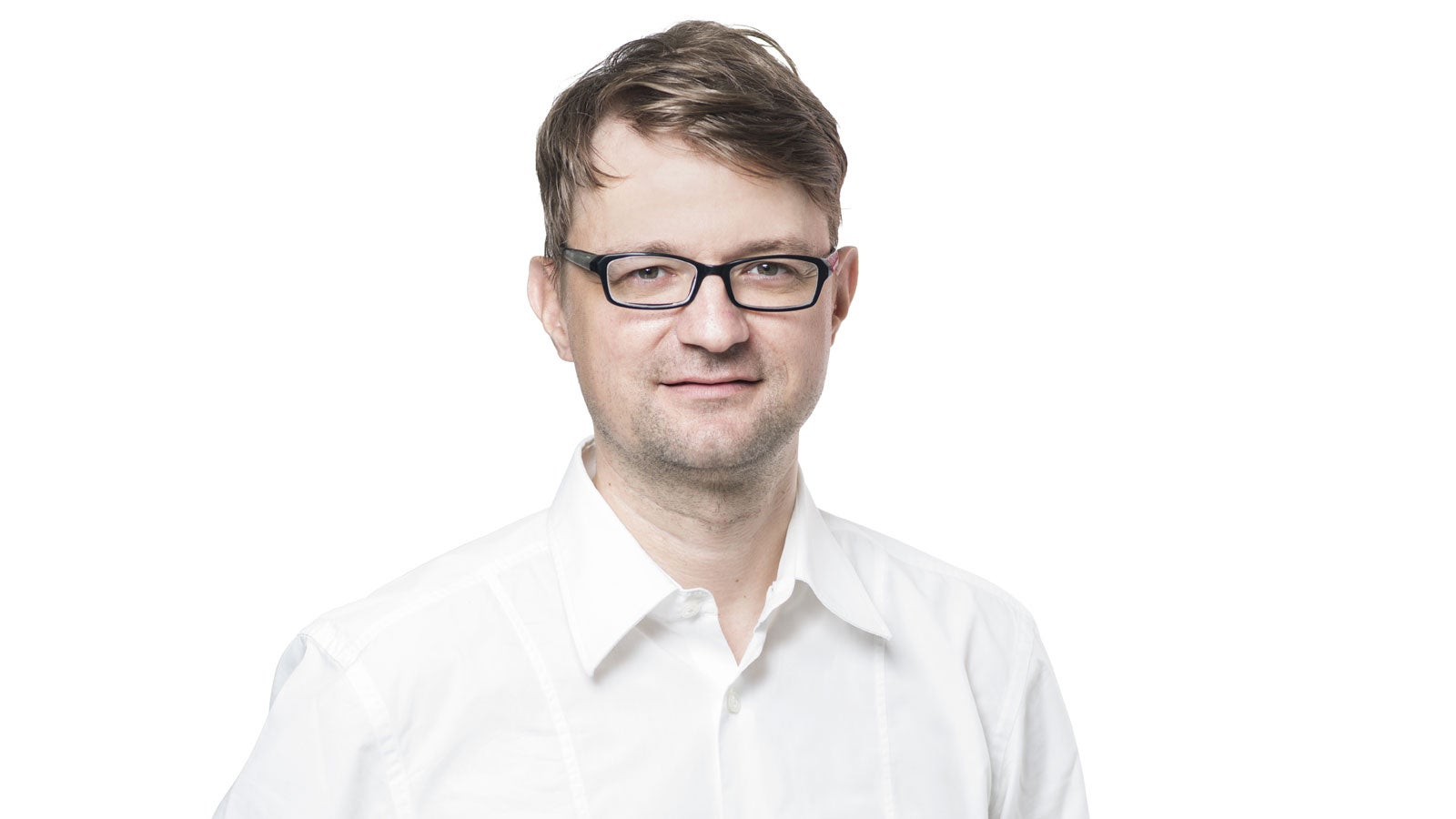 Andreas Laube, Geschäftsführer von TWC Deutschland