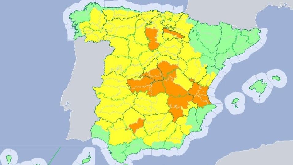 Mallorca Unwetter Karte.Wetter Im Ausland Weather Com