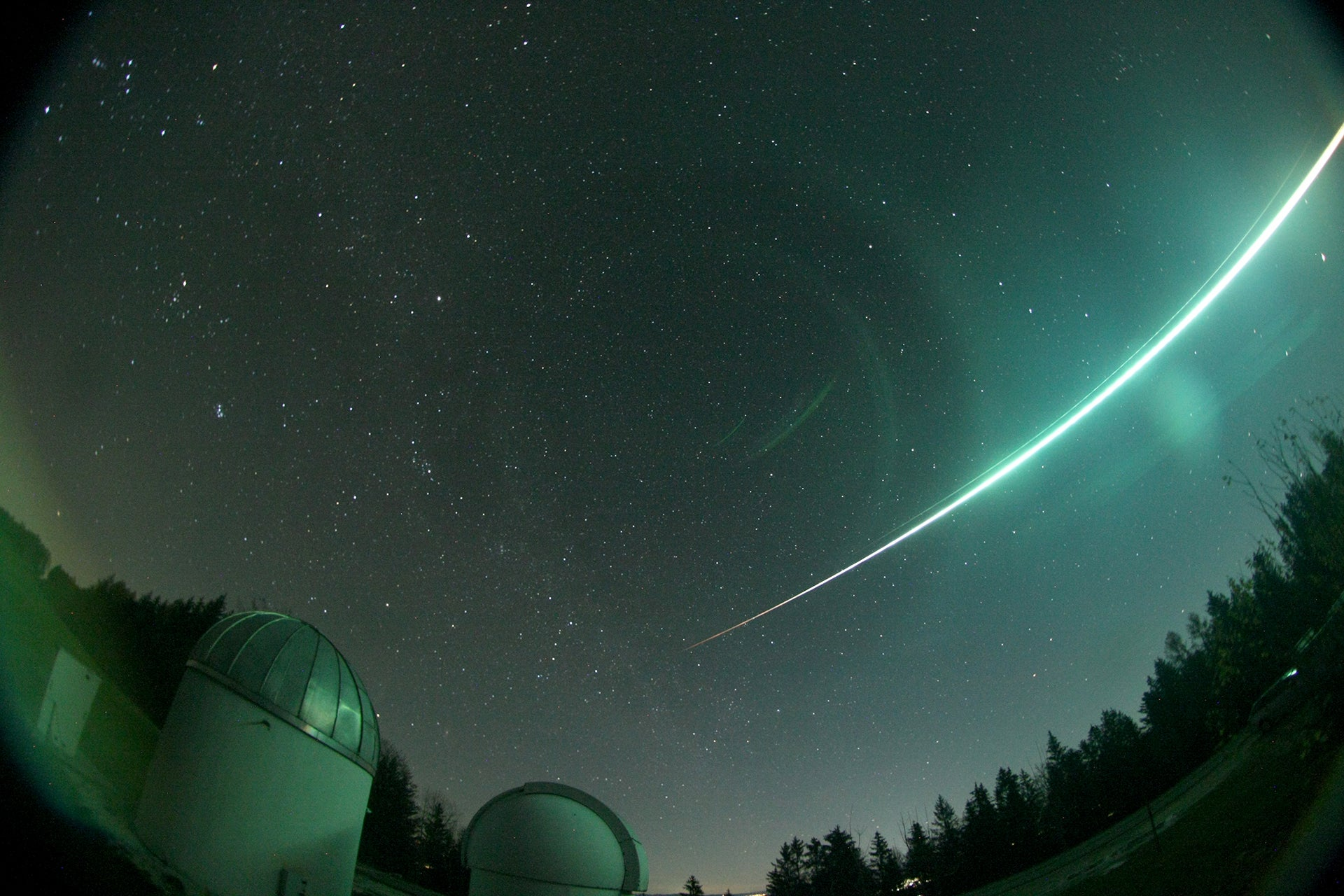 Meteorit 2021 Heute