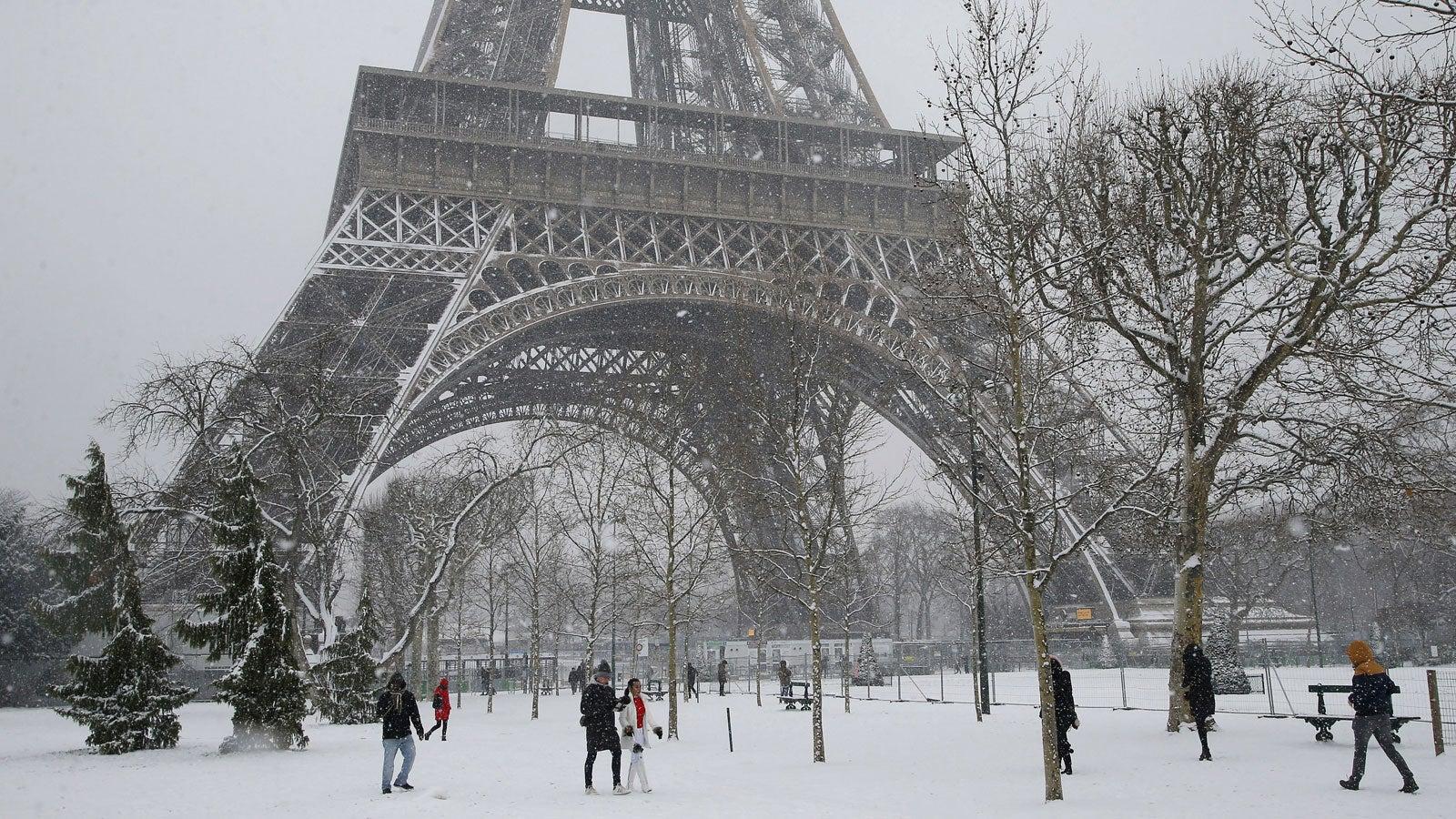 wetter in paris heute