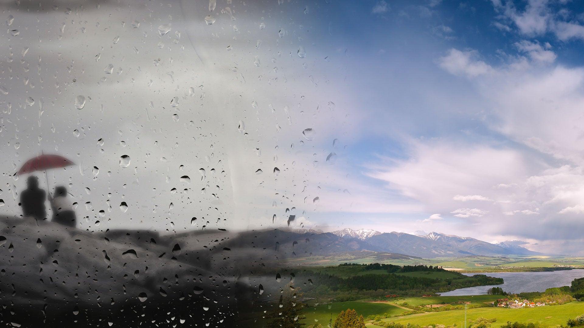 Wo jetzt mehr Regen fällt als im gesamten Oktober – bevor ein Mega-Hoch kommt