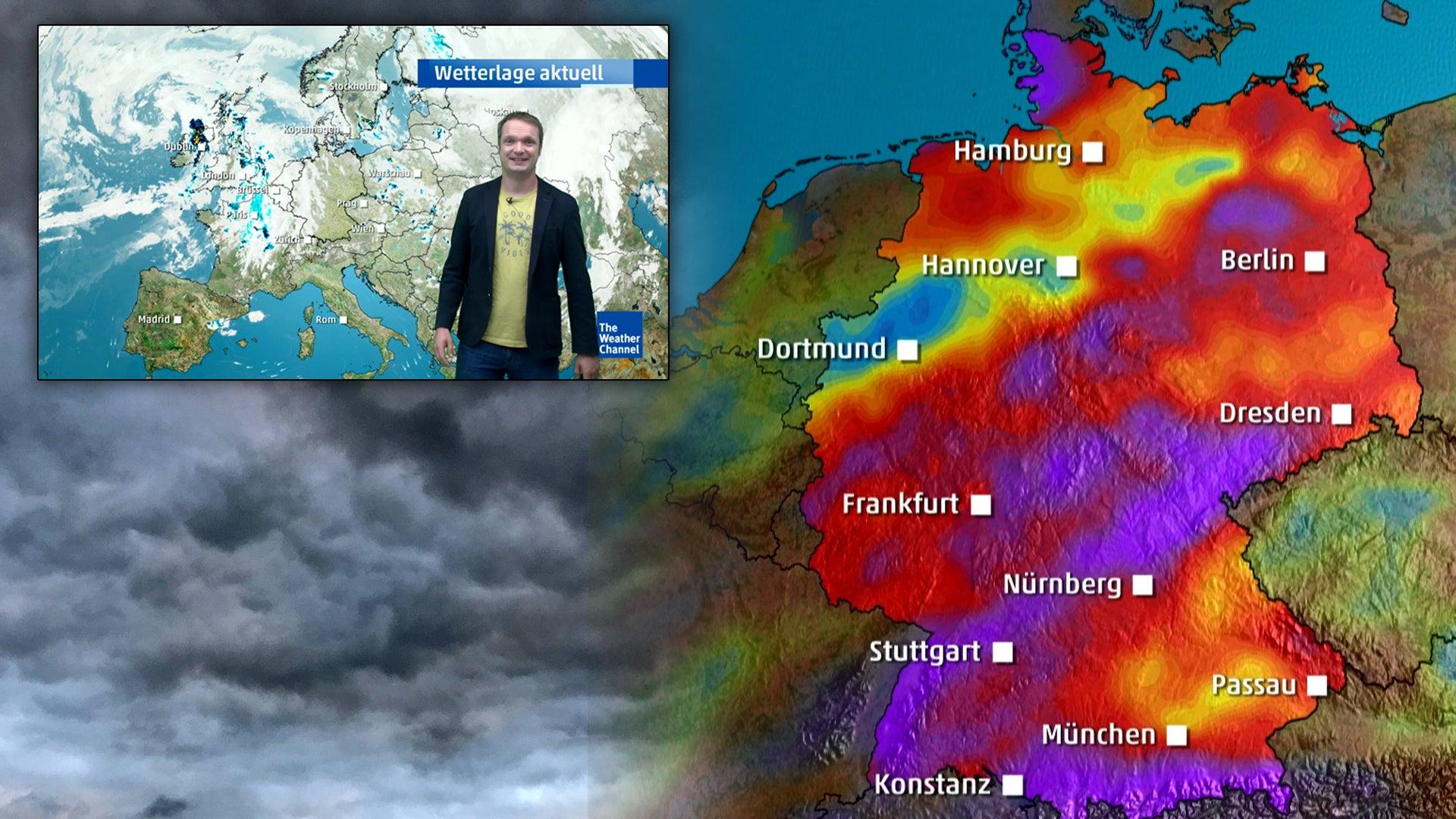 Wetter In Frankfurt Heute