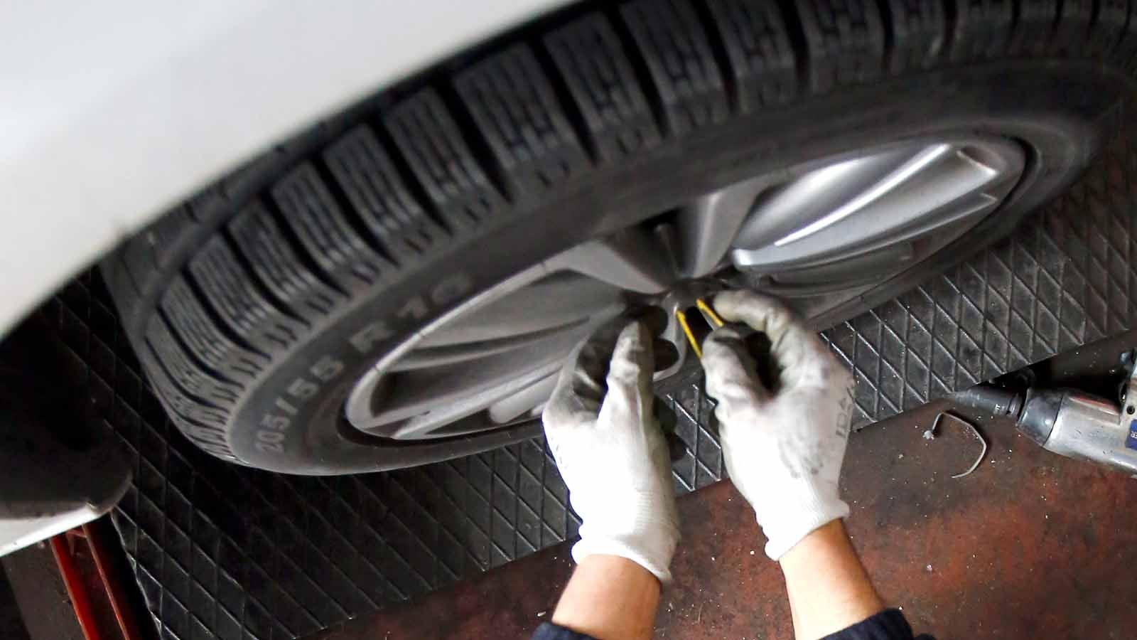 Frost-April: Verkehrsexperten warnen vor frühzeitigem Reifenwechsel | The Weather Channel - Artikel von The Weather Channel | weather.com