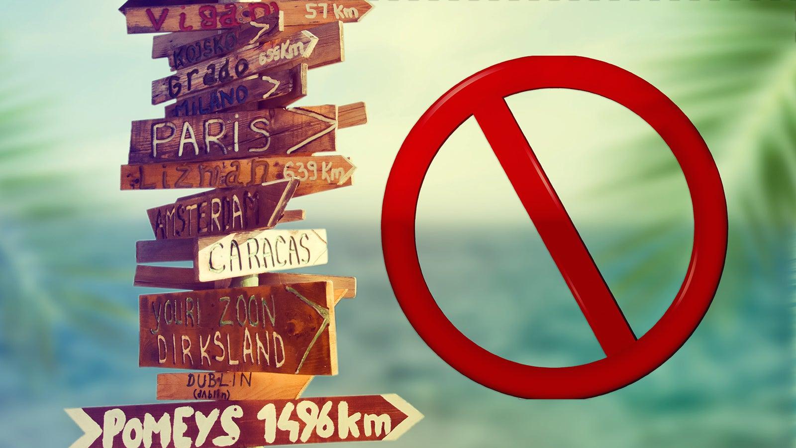 Nrw Reiseverbot