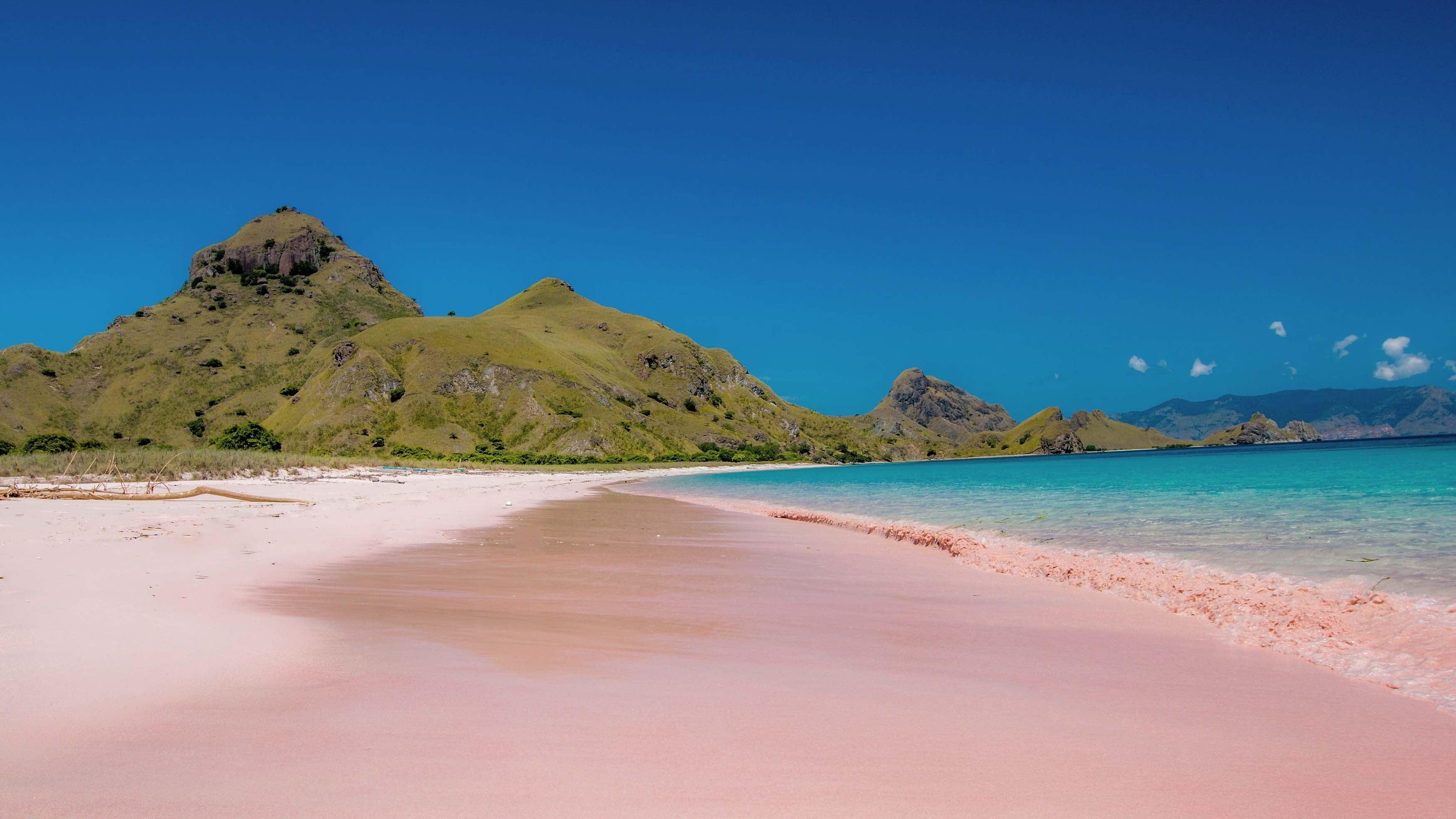 De strande pink3