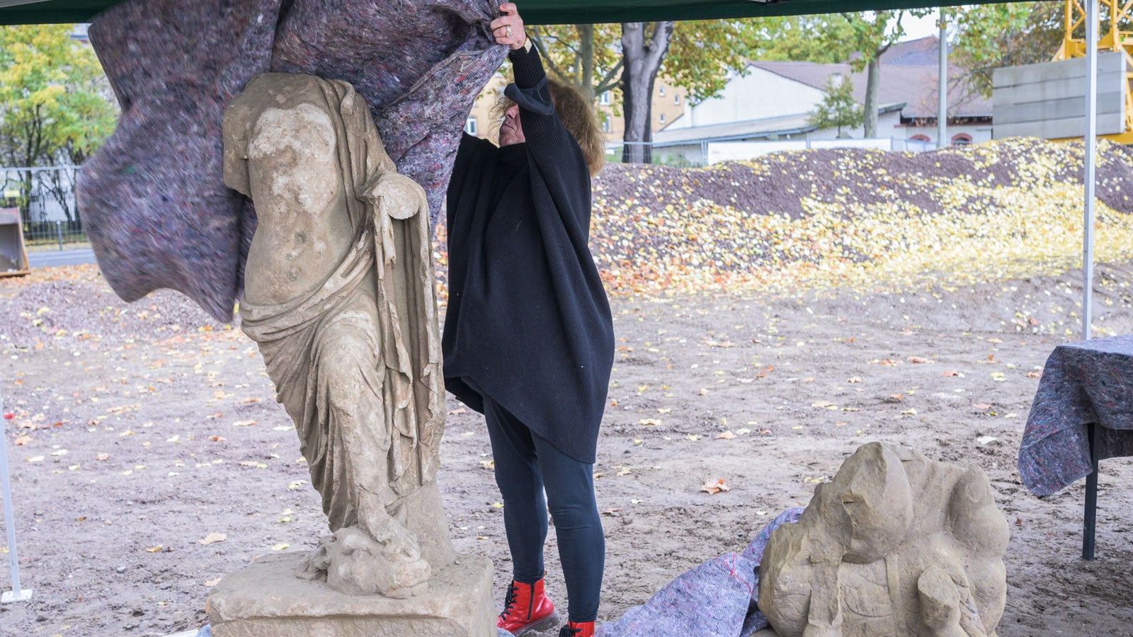 Venus mit Kalb - Spektakuläre Römerzeit-Funde in Mainz gefunden | The Weather Channel - Artikel von The Weather Channel | weather.com