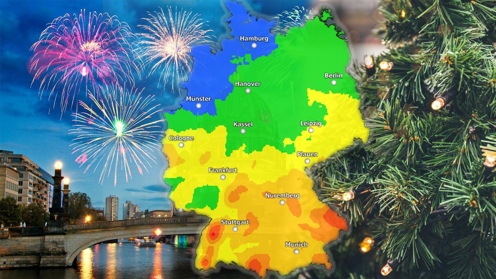 Wetter München Weihnachten 2019.Schnee Regen Sturm Meteorologe Gibt Ausblick Auf Die Feiertage