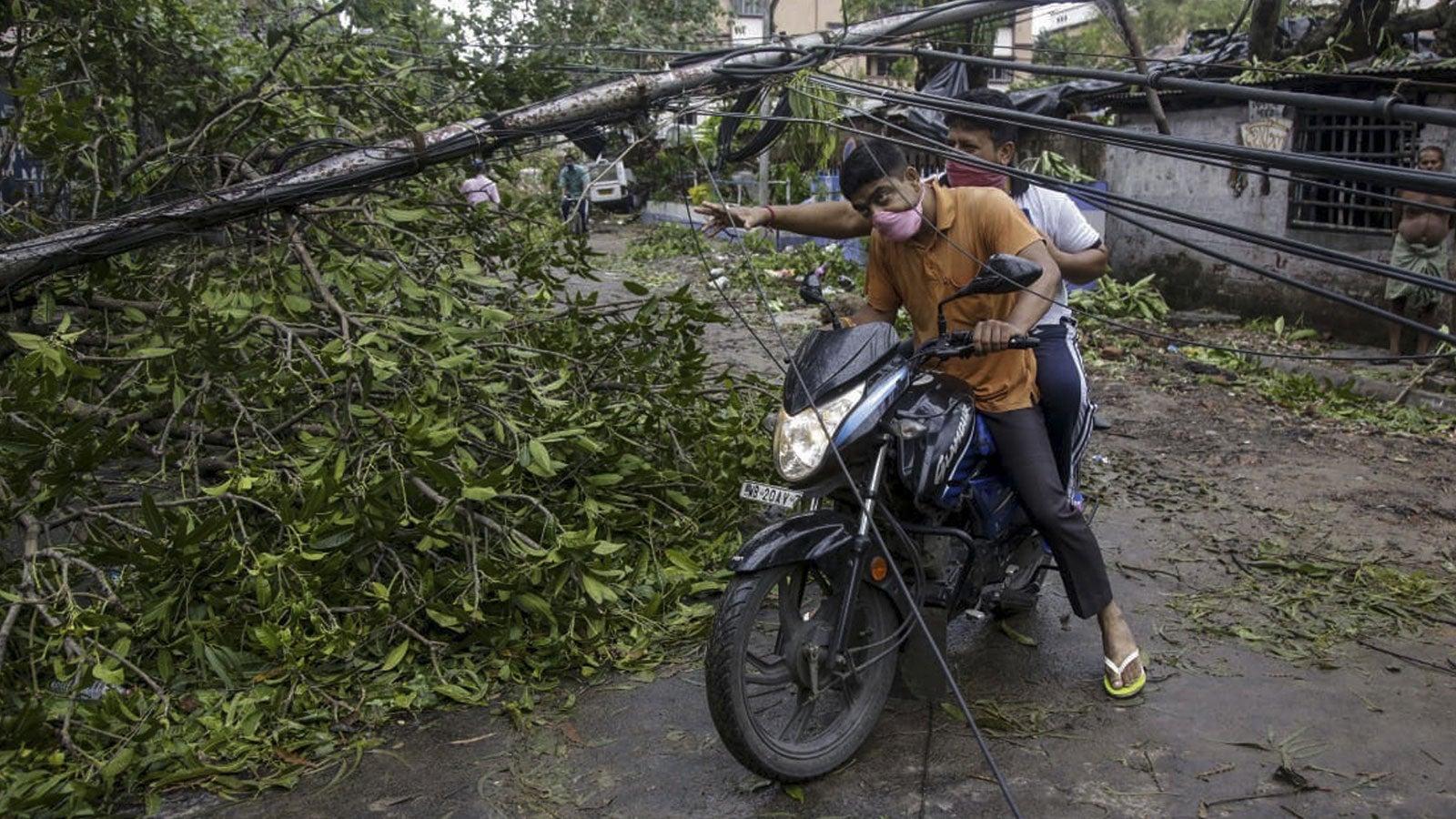 Zyklon Amphan: Schon mehr als 100 Tote durch Monstersturm