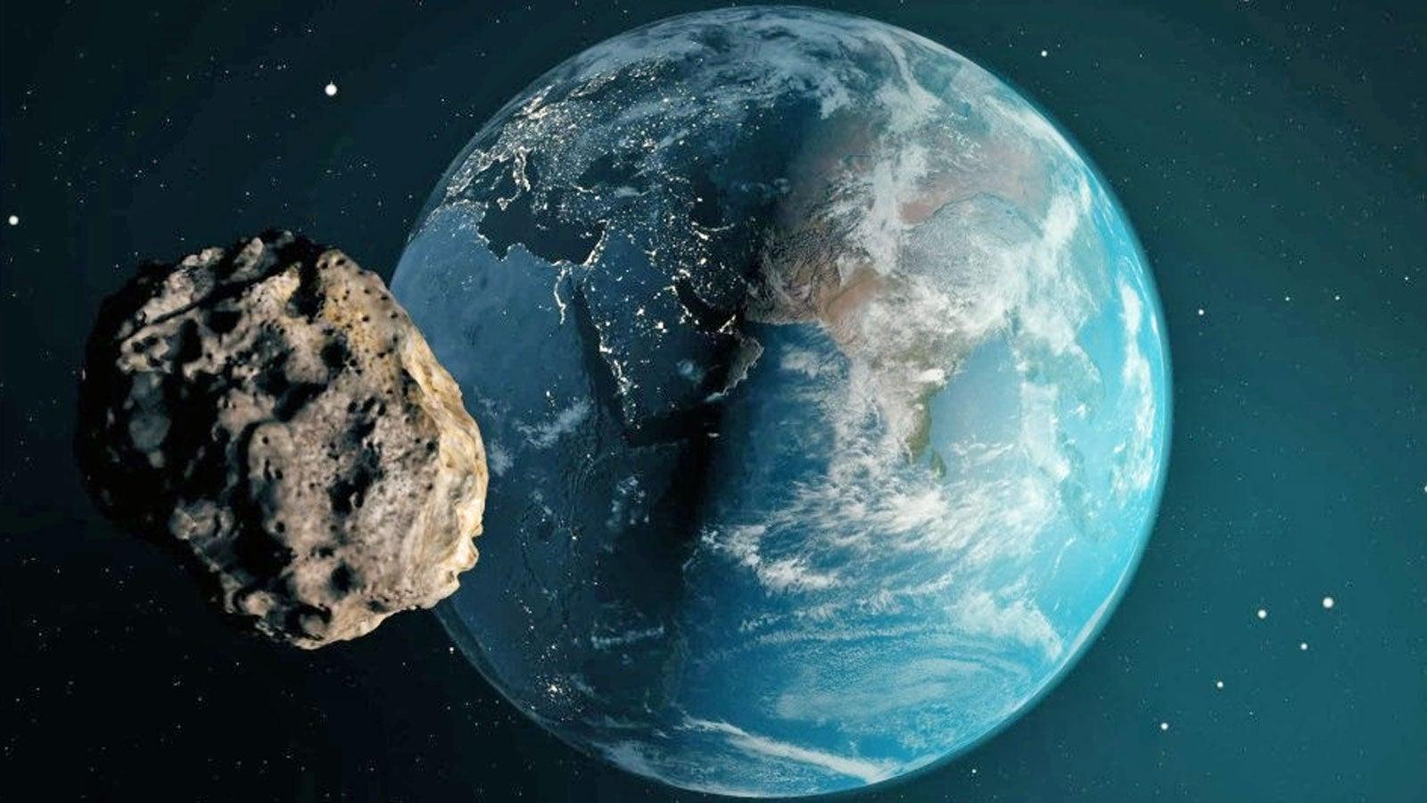 Live zu sehen: Asteroiden-Trio kommt der Erde ungewöhnlich nah