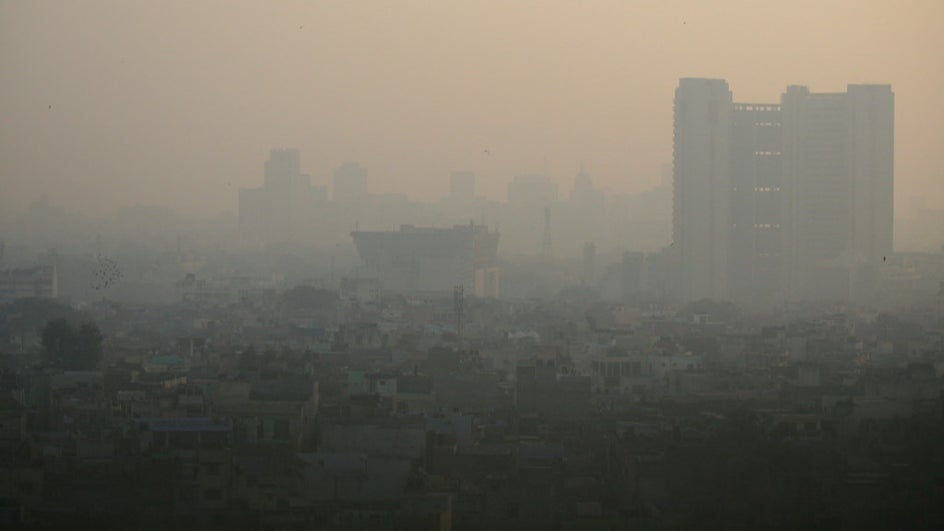 How Air Pressure Change in Arctic Is Causing Fog in Delhi