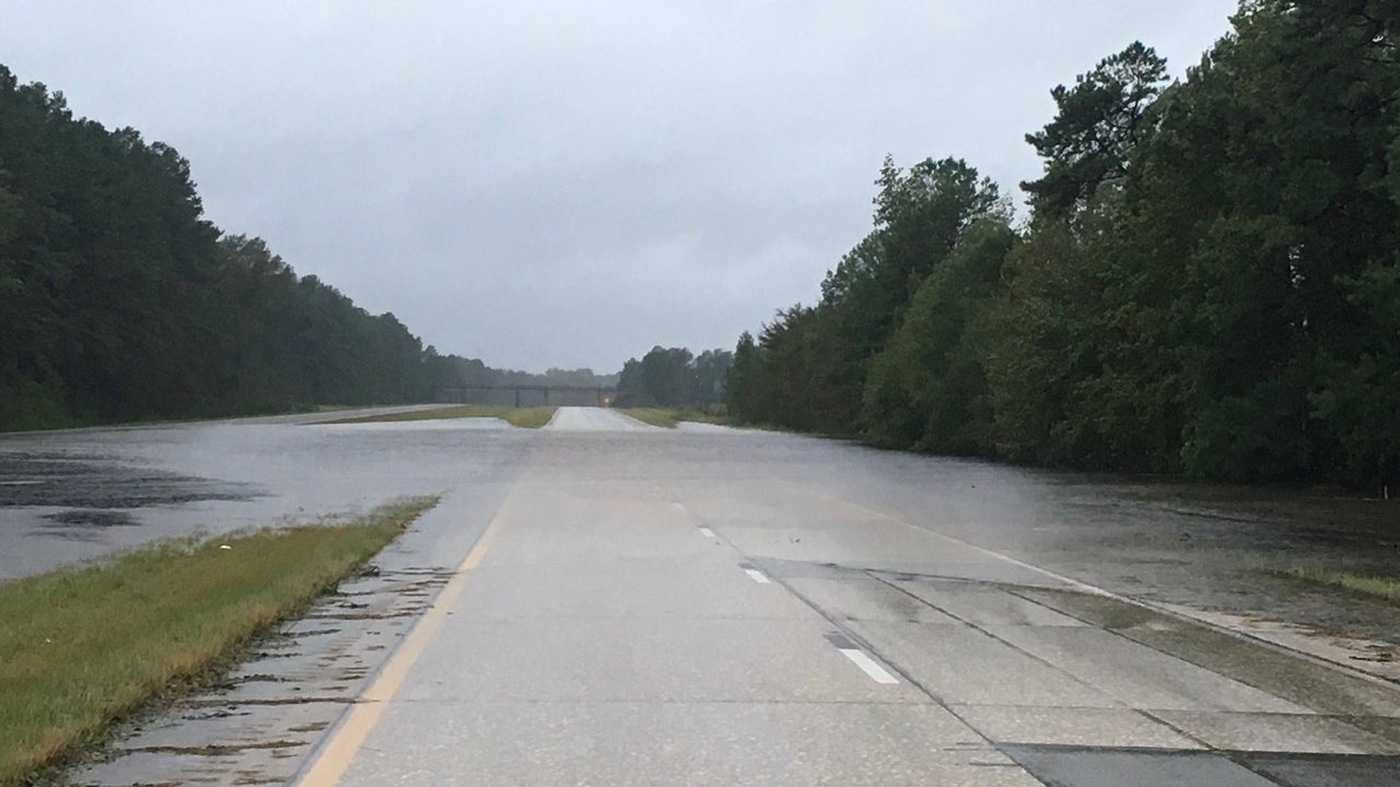 Florence Flooding Closes Interstate 95 in Several Spots in the Carolinas; I-75 Through Tennessee, Georgia Advised Instead