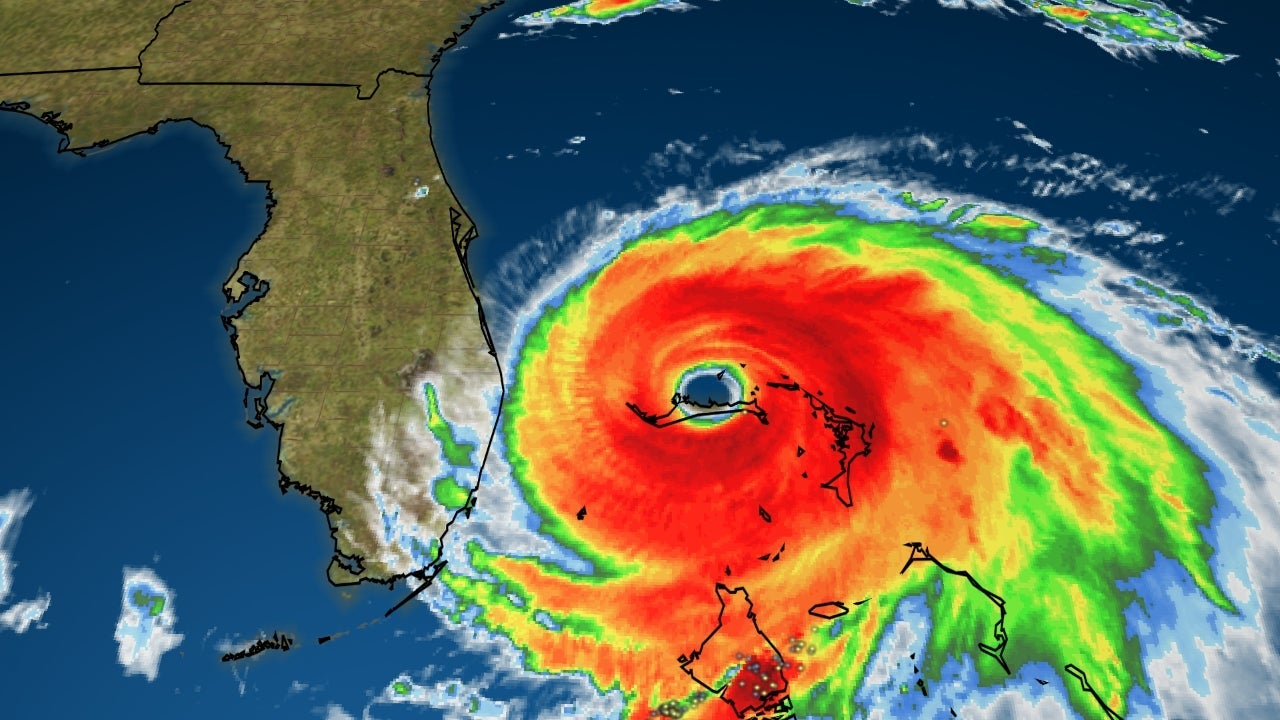 Why 2019's Hurricane Dorian Wasn't Retired by the World Meteorological Organization   The Weather Channel