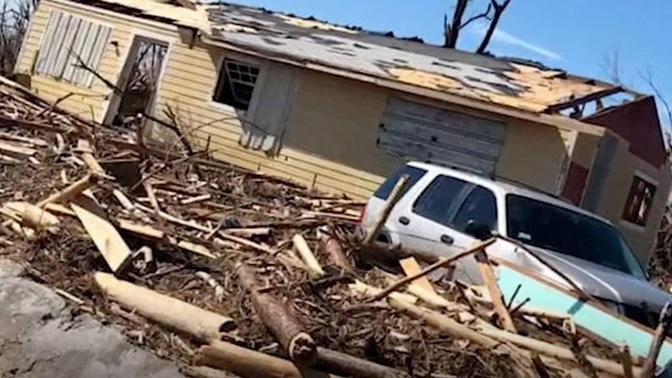 One Man's Path to Rebuilding His Bahamas Way of Life After Hurricane Dorian